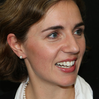 Dr. Marie Batzel von kulturfund.de