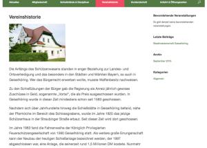 Schützenverein Geiselhöring
