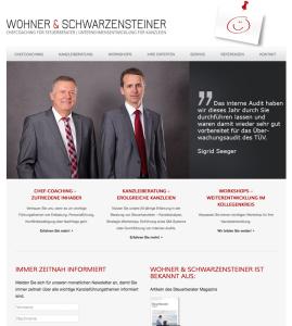 Kanzleientwicklung.de Webseite